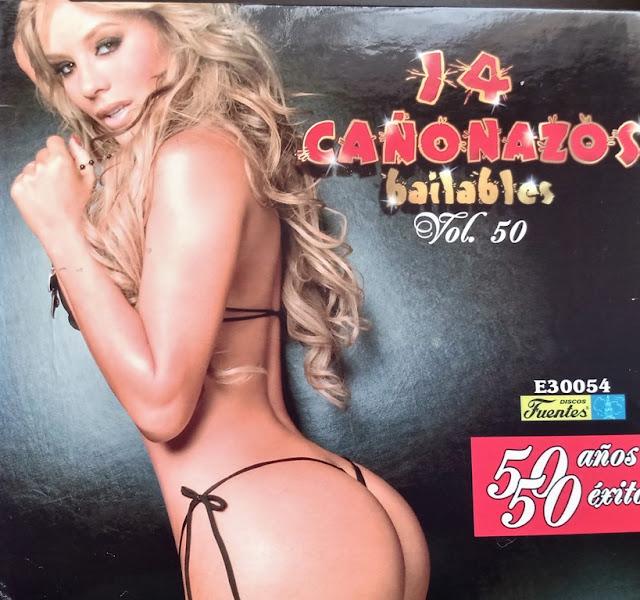 El volumen 50 (50 años de éxitos), ya en formato CD, con tres discos de celebración.