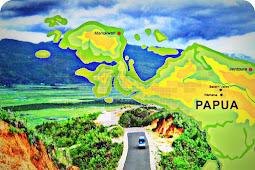 Jalan Trans Papua Timika-Waghete Percepat Pembangunan