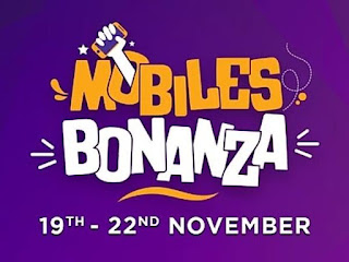 Flipkart Mobile Bonanza sale Poster 2018