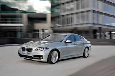 Με δύο εκατομμύρια πωλήσεις, η BMW Σειρά 5 είναι το δημοφιλέστερο εταιρικό αυτοκίνητο σε όλο τον κόσμο