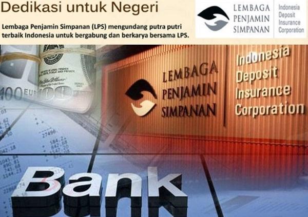 LEMBAGA PENJAMIN SIMPAN (LPS) : CALON PEGAWAI TETAP - ACEH, INDONESIA