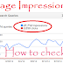 How To Check Page Impressions of a Website