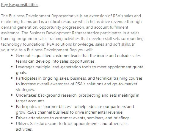 Indeed Dubai Jobs - Business Development Representative