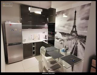 nowoczesna biała kuchnia