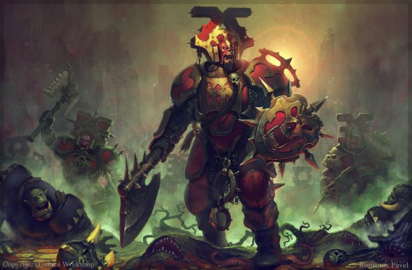Pavel Romanov cynic-pavel deviantart ilustrações fantasia games terror
