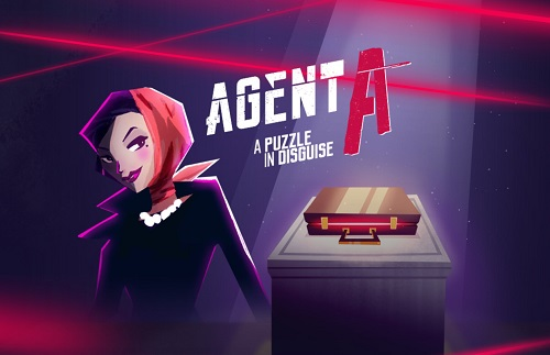 Agent A: A puzzle in disguise Review | Gameplay