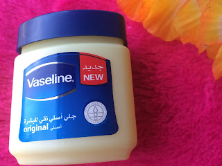 [REVIEW]  Vaseline Petroleum Jelly, Arab