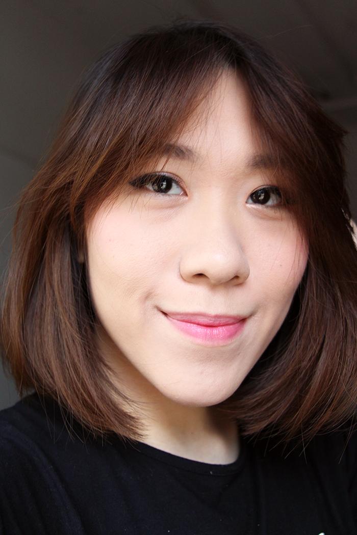 Vani Sagita Emina Cosmetics Swatch