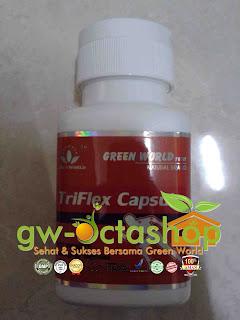 Green World Triflex Capsule