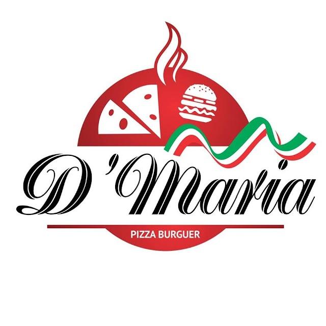 D' Maria Pizza Burguer