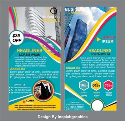 Retractable Banner Template