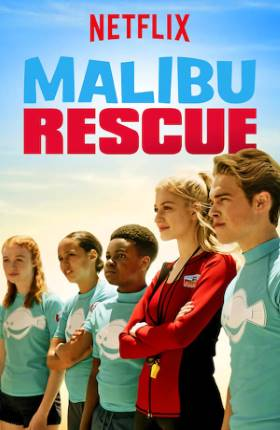 Malibu Rescue 2019 Dual Audio [Hindi-English] 720p WEB-DL
