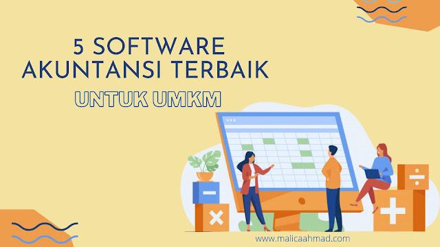Software akuntansi Umkm