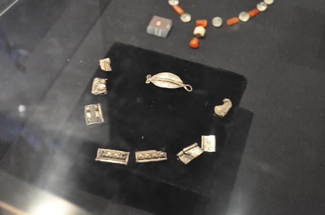 Wczesnośredniowieczny skarb z Kałdusa