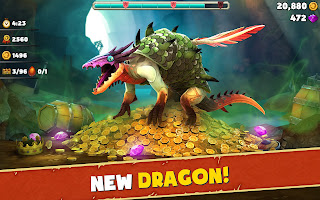 Download Hungry Dragon MOD APK Unlimited Money 1.22