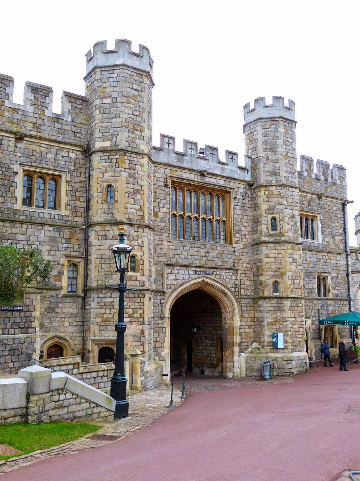 King Henry VIII's Gate, Windsor Castle