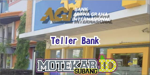 Info Loker Bank Artha Graha Cabang Subang April 2019