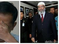 Zakir Naik Sindir Jokowi? : Islam TIDAK Bisa Dipisahkan Dari Politik Pemerintahan