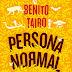 Persona normal. Benito Taibo