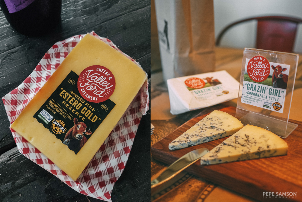 california for cheese lovers