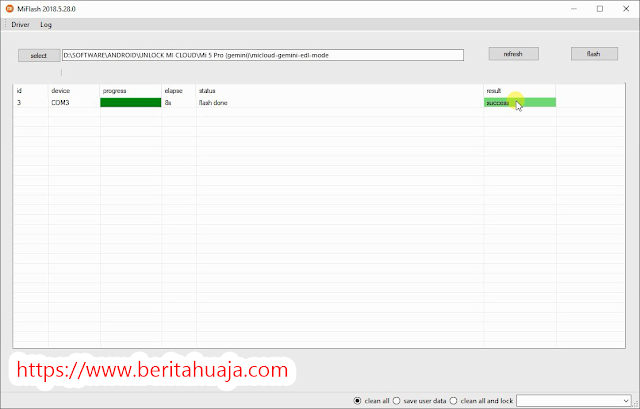 Cara Unlock, Bypass, Remove MiCloud Xiaomi Mi 5/5 Pro (gemini) GRATIS!