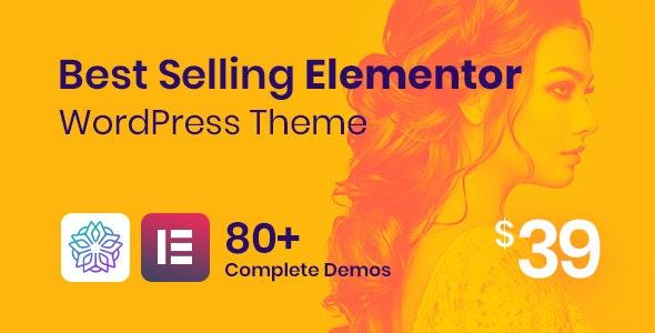 Elementor Multipurpose WordPress Theme