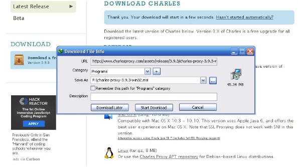 تحميل برنامج تشارلز CHARLES للكمبيوتر من ميديا فاير برابط مباشر