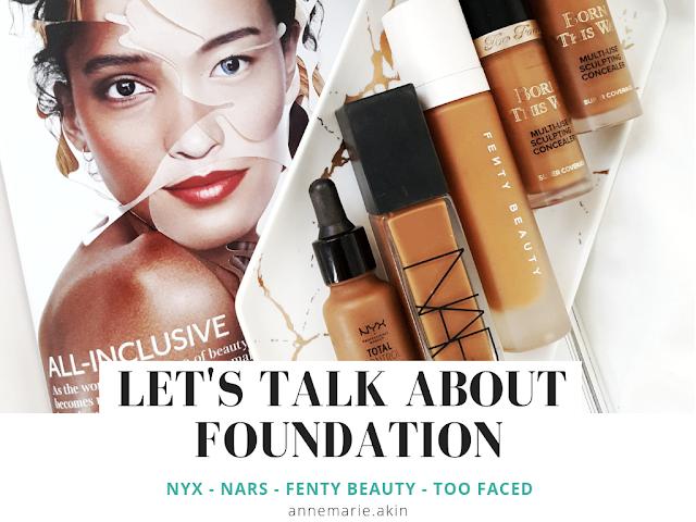 Total Contol Foundation Cappuccino NYX Cosmetics