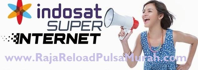 Daftar Harga Indosat Data Super Internet Murah Raja Pulsa