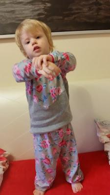 piżama resztki