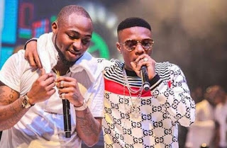 INTERNET BOILS!! As Davido and Wizkid Reduces To Baby Size picture - VIRAL!