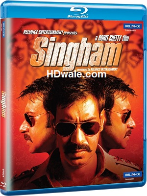Singham full Movie Download (2011) HD 720p BluRay 1000mb