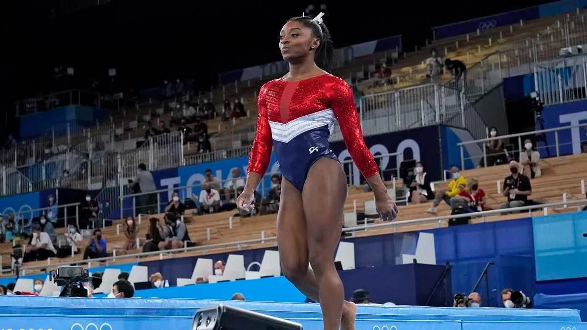 Simone Biles se retiró de los Juegos Olímpicos por salud mental