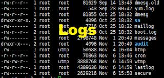 LogsLinux