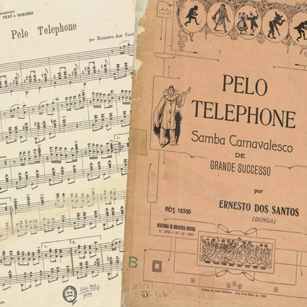 literatura paraibana musica popular brasileira samba sinho José B Barbosa Silva
