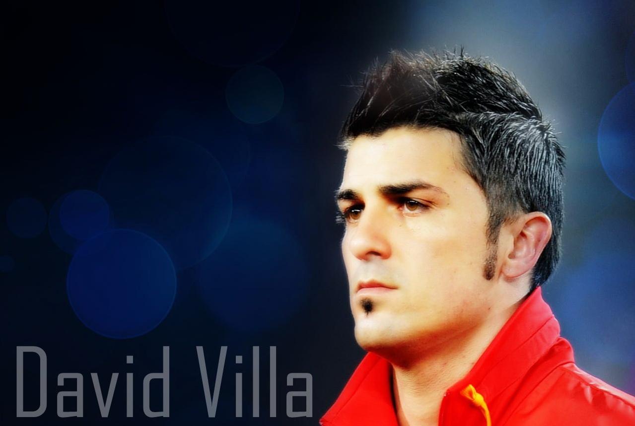 Cristiano Ronaldo Quotes Wallpaper Hd David Villa Hd Wallpapers A Blog All Type Sports