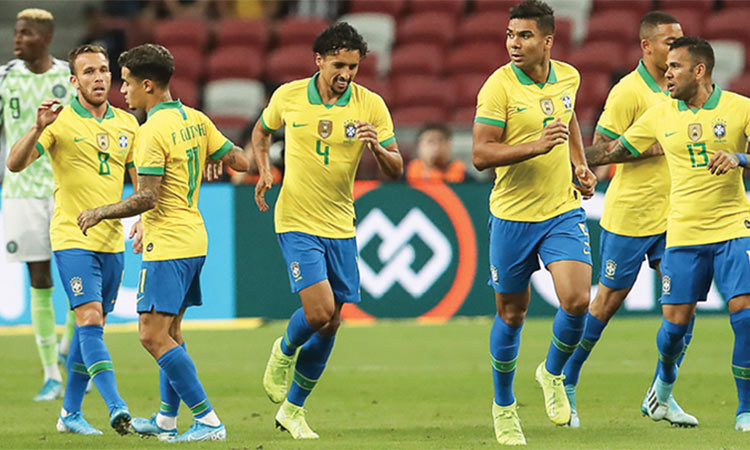 مشاهدة مباراة البرازيل ونيجيريا بث مباشر اليوم 13-10-2019 في مباراة ودية