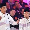 Jadi 'Pendiam' di Debat Capres, Mungkin Ada Ketakutan Ma'ruf Amin Akan Blunder