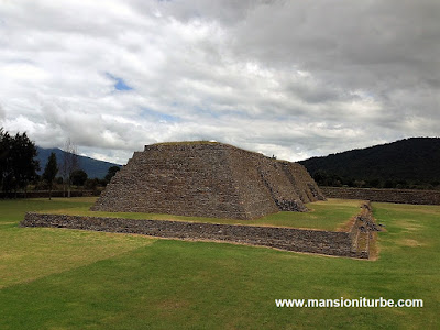The Archaeological Site of Ihuatzio, Michoacán