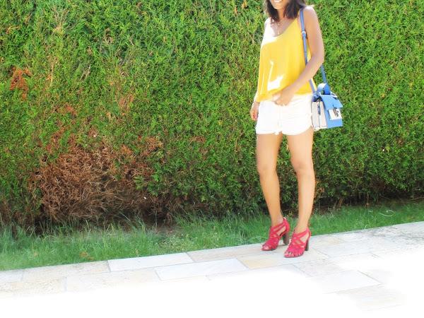 Summer brightness