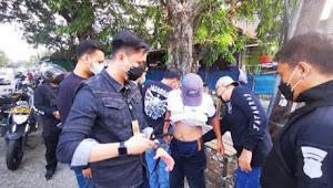 Tindaklanjut dari instruksi Presiden, Polres Metro Jakarta Barat tangkap 22 preman