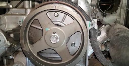 Saat Over Houle Cylinder Head Pajero Sport Perhatikan Ini I Reduction Gear