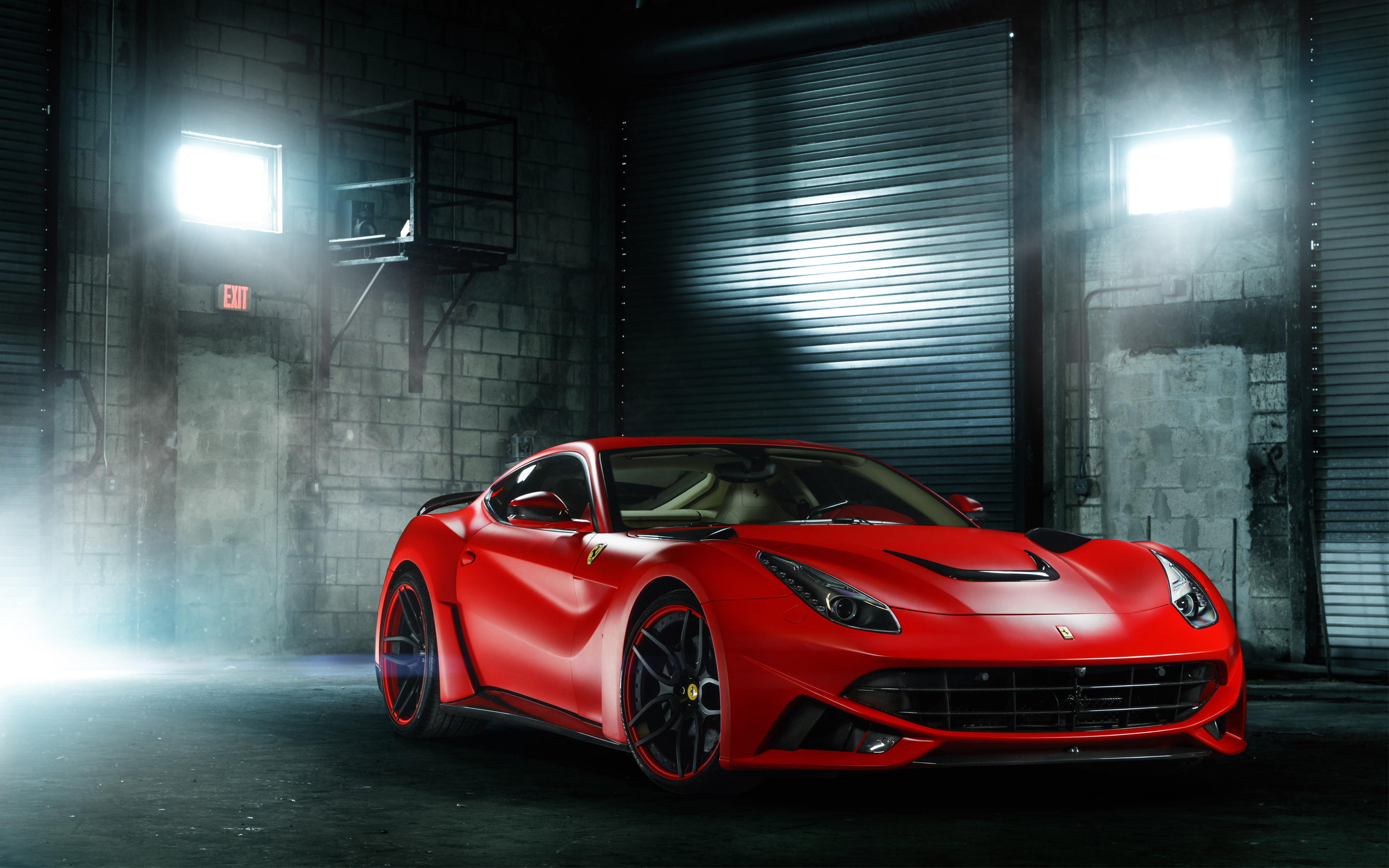 Mc Customs Wide Body Ferrari F12berlinetta Ultra Hd Walls