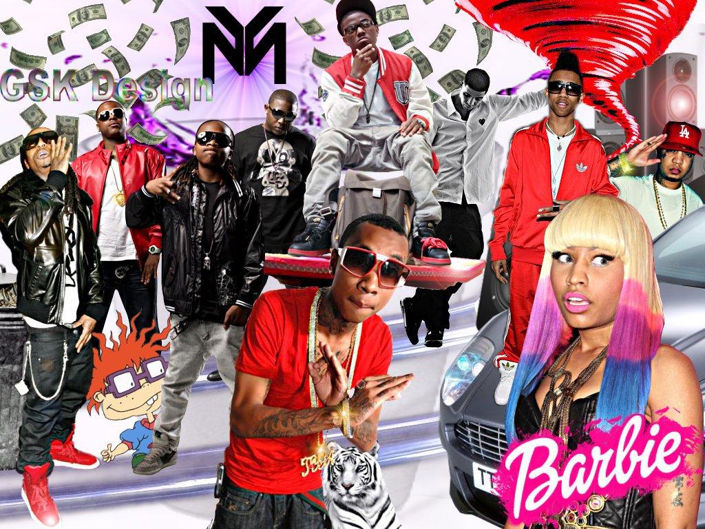 Free Hip Hop & Urban Wallpaper: Young Money Wallpaper