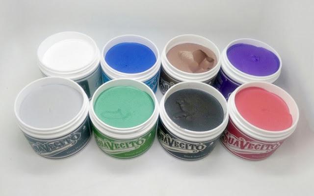 Pomade Suavecito Warna Asli - Suavecito Pomade Hair Coloring Wax Hair Pomade