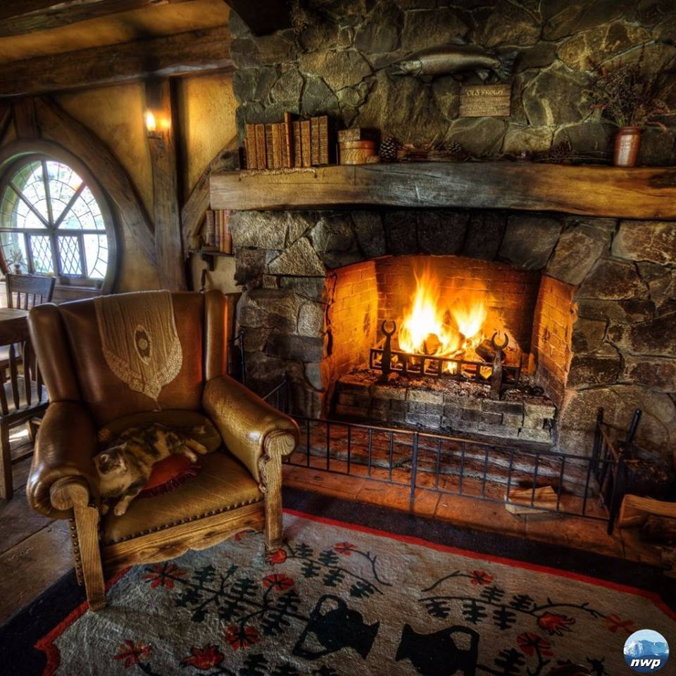 The Pilgrimgram: Prophetic Exercise: The Chair by the Fireplace