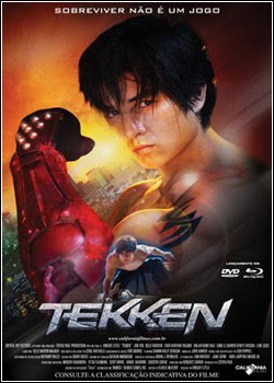 f1ewf Download   Tekken DVDRip AVI   Dual Áudio