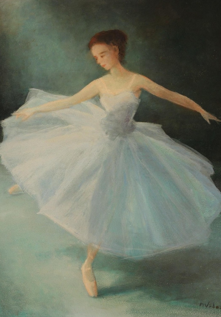 Miloslava Vrbova-Stefkova | Ballet dancers | Tutt'Art ...