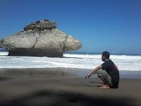 Pantai Jebring Kabupaten Blitar