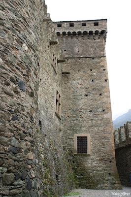 Torre del castello di Fenis